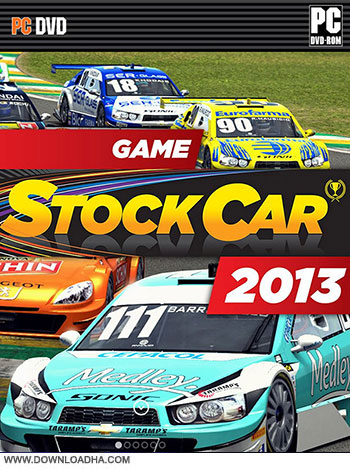 Game Stock Car 2013 pc cover small دانلود بازی Game Stock Car 2013 برای PC