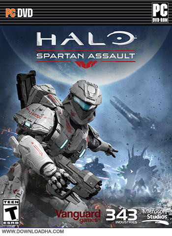 Halo Spartan Assault pc cover دانلود بازی Halo Spartan Assault برای PC