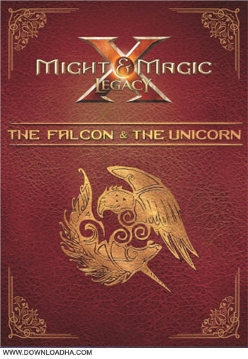The Falcon and The Unicorn cover دانلود DLC با نام Might and Magic X Legacy The Falcon and The Unicorn Addon Repack برای PC
