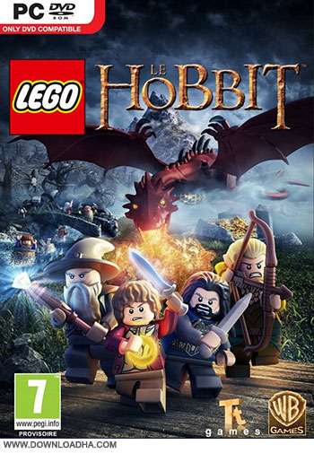 Lego The Hobbit pc cover small دانلود بازی LEGO The Hobbit برای PC