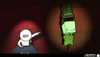BattleBlock Theater screenshots 01 small دانلود بازی BattleBlock Theater برای PC