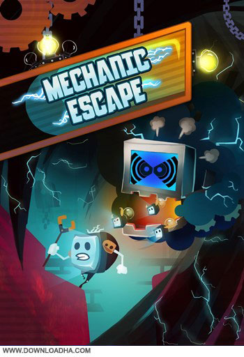 Mechanic Escape pc cover دانلود بازی Mechanic Escape برای PC
