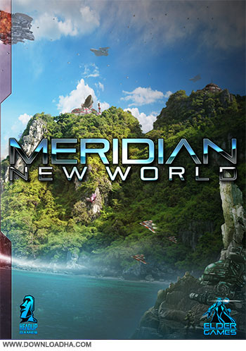 Meridian New World pc cover دانلود بازی Meridian: New World برای PC