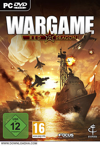 Wargame Red Dragon pc cover small دانلود بازی Wargame Red Dragon برای PC