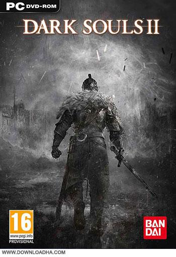 Dark Souls ii pc cover دانلود بازی Dark Souls II برای PC