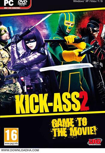 دانلود بازی KICKASS 2 برای PC