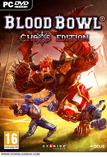 Blood Bowl Chaos Edition pc cover small دانلود بازی Blood Bowl: Chaos Edition برای PC