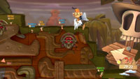 Worms Clan Wars screenshots 05 small دانلود بازی Worms Clan Wars برای PC