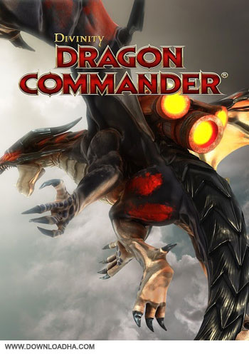 divinity dragon commander pc cover دانلود بازی Divinity Dragon Commander برای PC