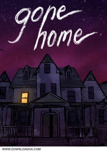 Gone Home pc cover دانلود بازی معمایی Gone Home برای PC