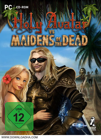 Holy Avatar vs. Maidens of the Dead pc cover دانلود بازی Holy Avatar vs. Maidens of the Dead برای PC
