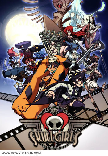 Skullgirls pc cover دانلود بازی Skullgirls برای PC