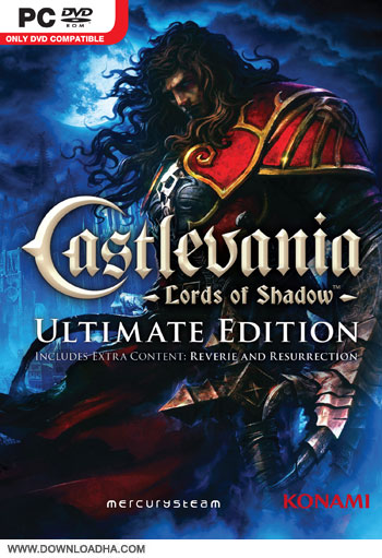 castlevania lords of shadow ultimate edition pc cover small دانلود بازی Castlevania: Lords of Shadow – Ultimate Edition برای PC