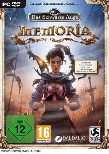 Memoria pc cover small دانلود بازی Memoria برای PC