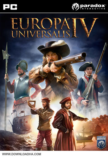 Europa Universalis IV pc cover small دانلود بازی Europa Universalis IV برای PC