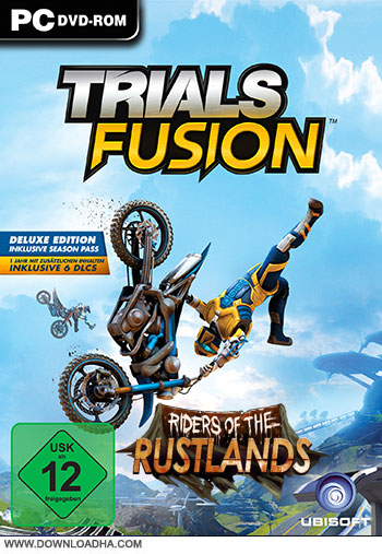 Trials Fusion Riders of the Rustland pc cover دانلود بازی Trials Fusion Riders of the Rustlands برای PC