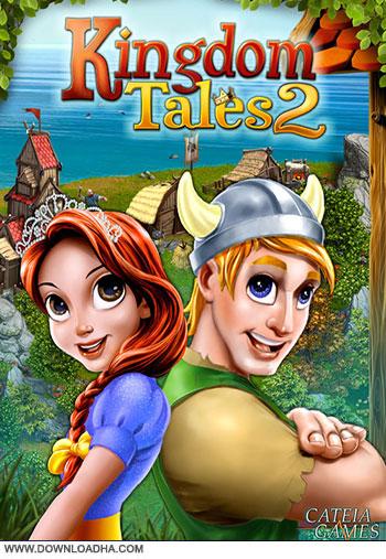 Kingdom Tales 2 pc cover دانلود بازی Kingdom Tales 2 v1.0 برای PC