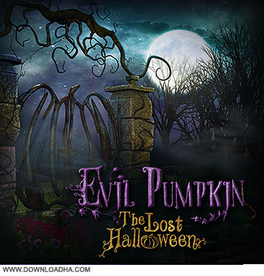 Evil Pumpkin The Lost Halloween pc cover دانلود بازی Evil Pumpkin The Lost Halloween برای PC
