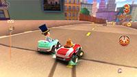 Garfield Kart screenshots 01 small دانلود بازی Garfield Kart برای PC