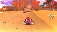 Garfield Kart screenshots 02 small دانلود بازی Garfield Kart برای PC