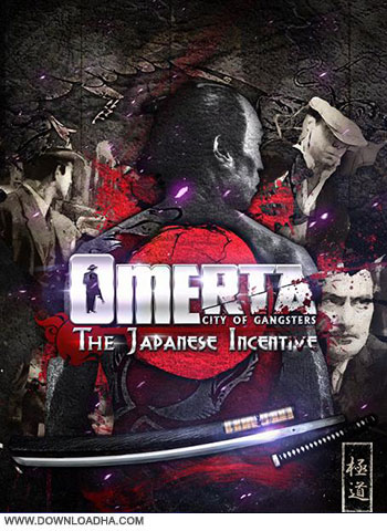 Omerta City of Gangsters The Japanese Incentive pc cover دانلود بازی Omerta City of Gangsters The Japanese Incentive برای PC