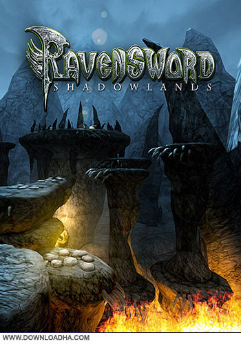 Ravensword Shadowlands pc cover دانلود بازی Ravensword Shadowlands برای PC