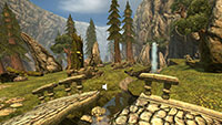 Ravensword Shadowlands screenshots 01 small دانلود بازی Ravensword Shadowlands برای PC