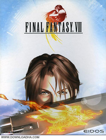 Final Fantasy VIII pc cover دانلود بازی Final Fantasy VIII برای PC
