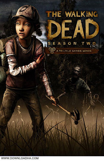 The Walking Dead Season 2 Episode 1 pc cover small دانلود بازی The Walking Dead Season 2 Episode 1 برای PC