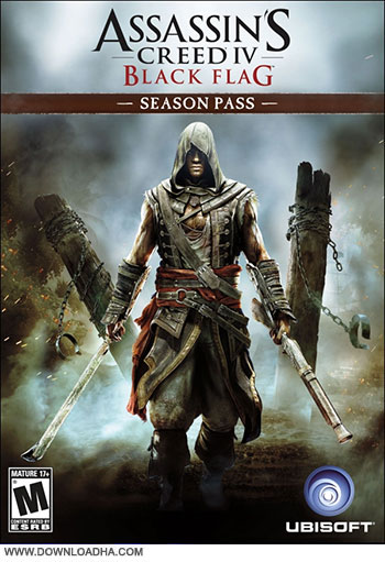 Assassins Creed Blackflag IV DLC 1 cover دانلود DLC بازی Assassins Creed IV Black Flag Freedom Cry برای PC