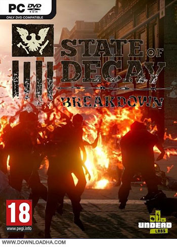 State of Decay Breakdown pc cover دانلود بازی State of Decay Breakdown برای PC