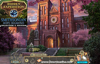 Hidden Expedition cover دانلود بازی Hidden Expedition Smithsonian Hope Diamond برای PC