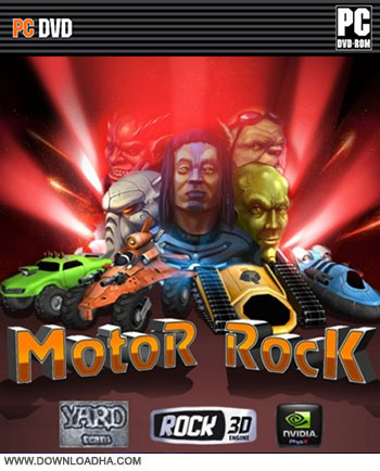 Motor of Rock pc cover دانلود بازی Motor Rock برای PC