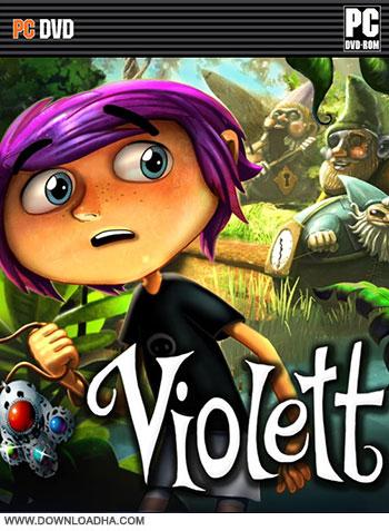 Violett pc cover دانلود بازی Violett برای PC