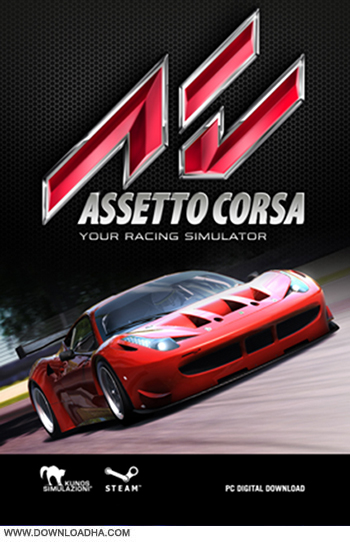 Assetto Corsa Early Access pc cover دانلود بازی Assetto Corsa Early Access برای PC