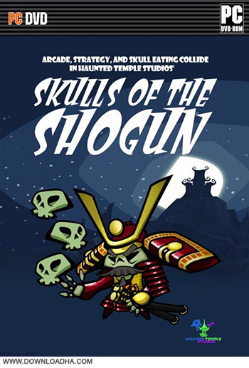 Skulls of the Shogun pc cover دانلود بازی Skulls of the Shogun v1.12 برای PC