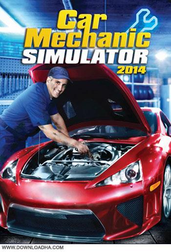 Car Mechanic Simulator 2014 pc cover دانلود بازی Car Mechanic Simulator 2014 برای PC