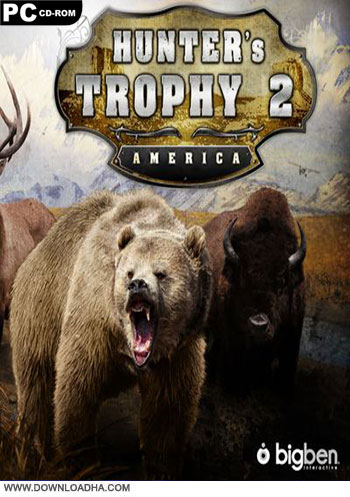 Hunters Trophy 2 America pc cover دانلود بازی Hunters Trophy 2 America برای PC