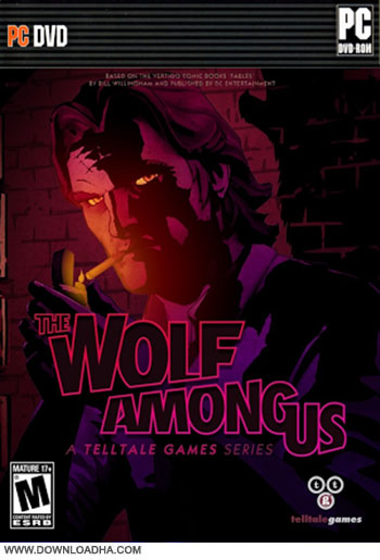 The Wolf Among Us pc cover دانلود بازی The Wolf Among Us Episode 4 برای PC