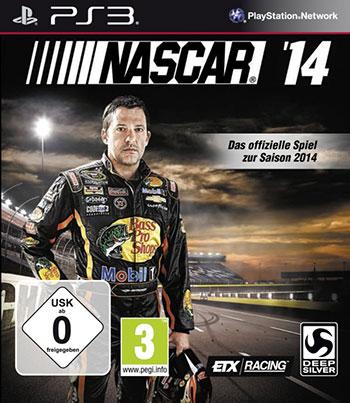 NASCAR 14 ps3 cover دانلود بازی NASCAR 14 برای PS3