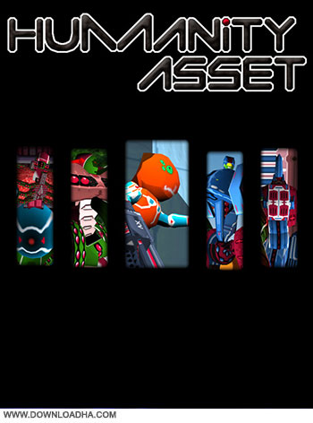 Humanity Asset pc cover دانلود بازی Humanity Asset برای PC