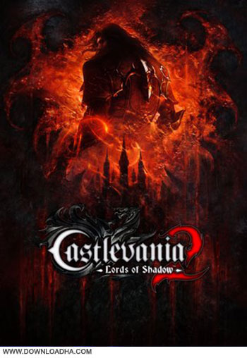Castlevania 2 lords of shadow pc cover دانلود بازی Castlevania: Lords of Shadow 2 برای PC