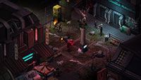 Shadowrun Dragonfall screenshots 02 small دانلود بازی Shadowrun: Dragonfall برای PC