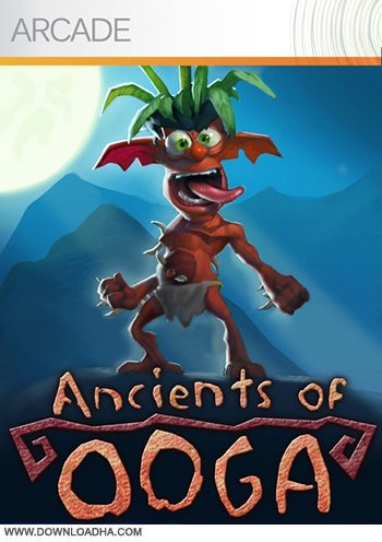 Ancients of Ooga pc cover دانلود بازی Ancients of Ooga برای PC