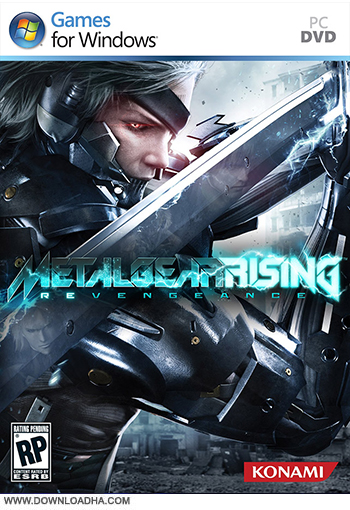 Metal Gear Revengence pc cover small دانلود بازی Metal Gear Rising: Revengeance برای PC