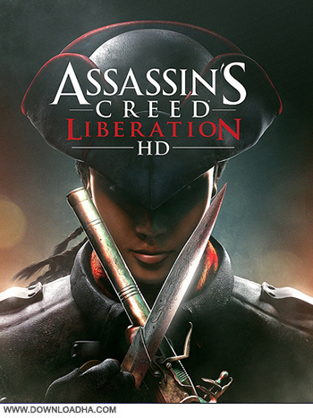 Assassins Creed Liberation HD cover دانلود بازی Assassins Creed Liberation HD برای PC