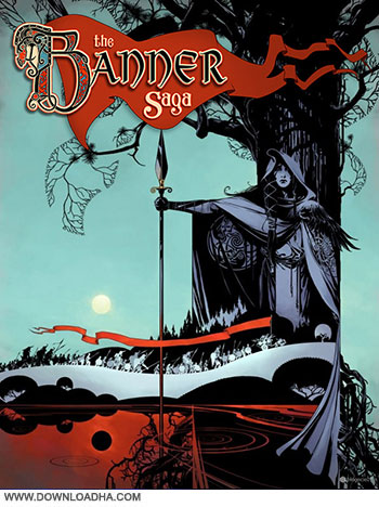 The Banner Saga pc cover small دانلود بازی The Banner Saga برای PC