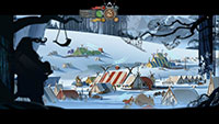 The Banner Saga screenshots 02 small دانلود بازی The Banner Saga برای PC