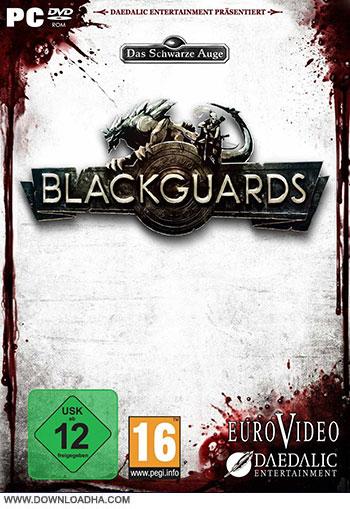 Blackguards pc cover small دانلود بازی Blackguards برای PC