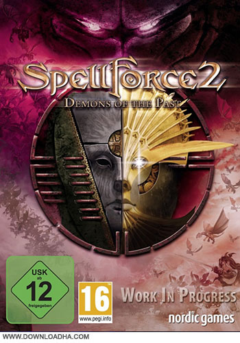 SpellForce 2 Demons of The Past pc cover small دانلود بازی SpellForce 2 Demons of The Past برای PC